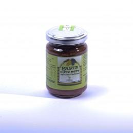 Pasta di Olive Nere 9 x 130 gr