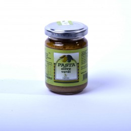 Pasta di Olive Verdi 130 gr