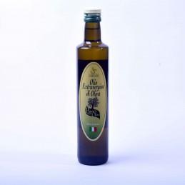 """Olio extravergine di oliva """"piano degli ulivi"""" 0,50l"""