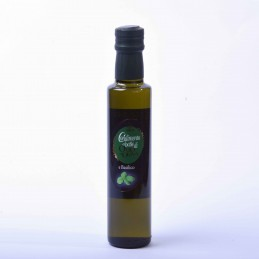 Olio Extravergine di oliva al Basilico 100 ml 40 pz