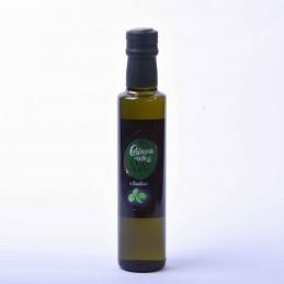 Olio Extravergine di oliva al Basilico 6 bt